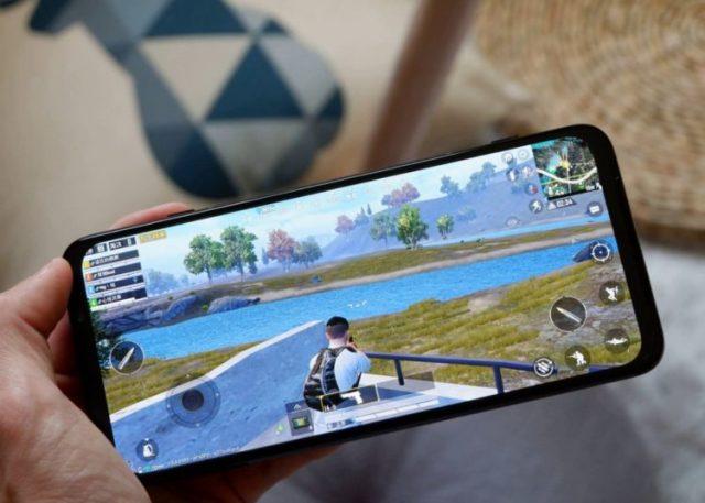 Xiaomi Black Shark 3 Pro характеристики экрана