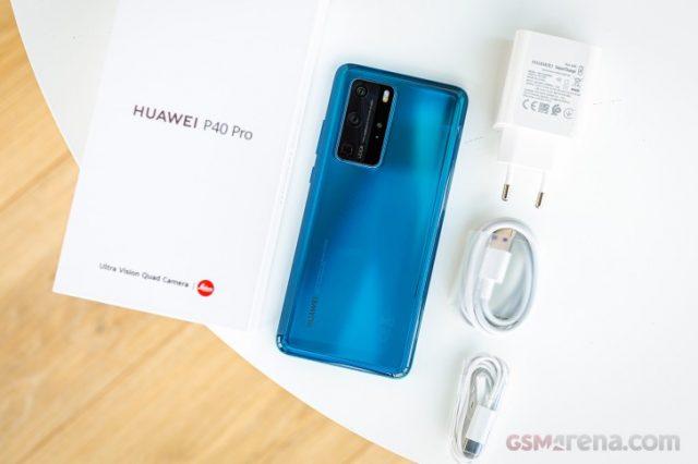 обзор Huawei P40 Pro характеристики