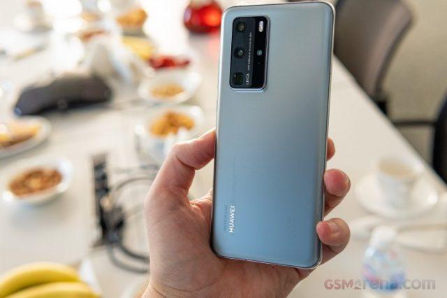 смартфон Huawei P40 Pro обзор