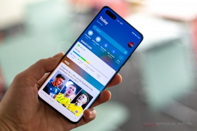 обзор Huawei P40 Pro экран, тесты и характеристики