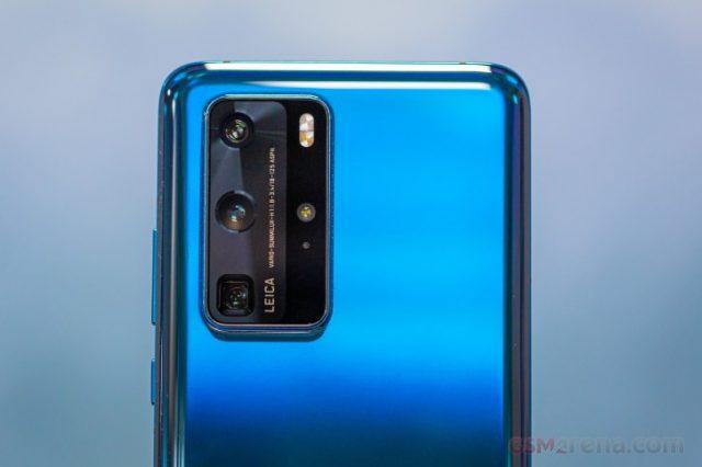 обзор Huawei P40 Pro камера, характеристики