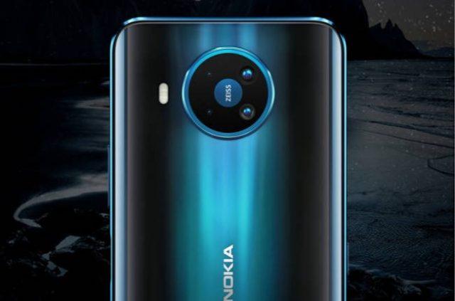 Представлена Nokia 8.3: характеристики и цены
