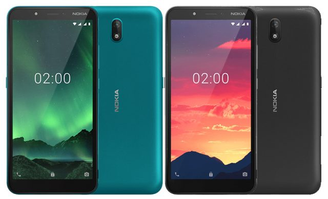 Nokia C2 характеристики цена дата выхода