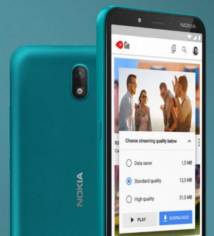 Nokia C2 характеристики