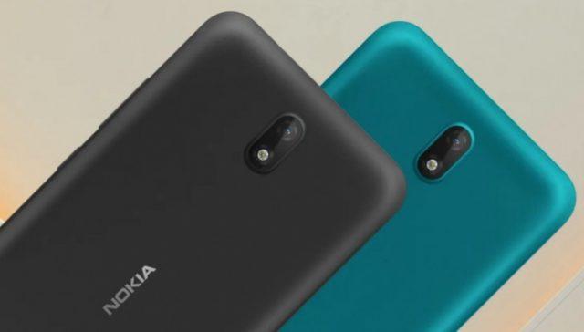 Nokia C2: характеристики и сравнение с Nokia C1
