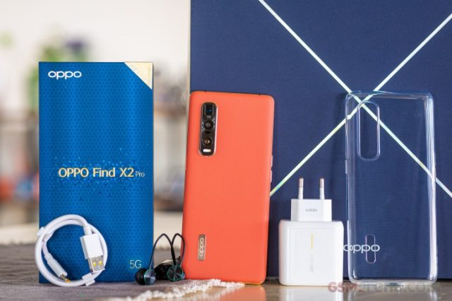 Oppo Find X2 Pro батарея и быстрая зарядка