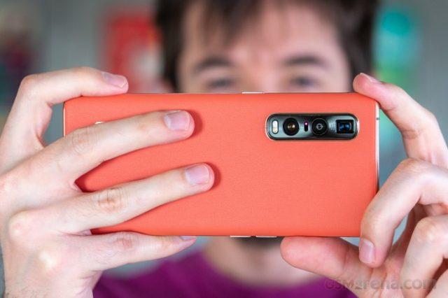 Oppo Find X2 Pro: характеристики камеры