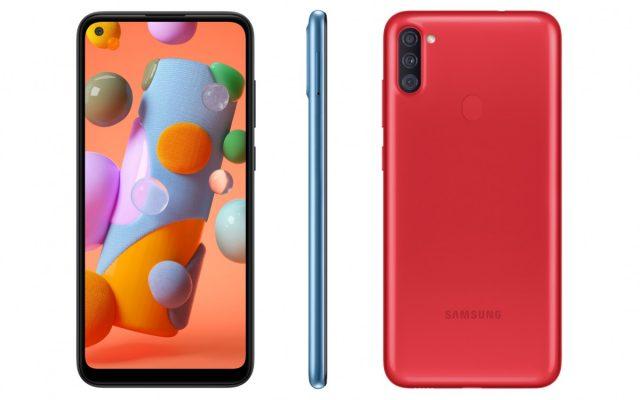Samsung Galaxy A11 характеристики цена дата выхода