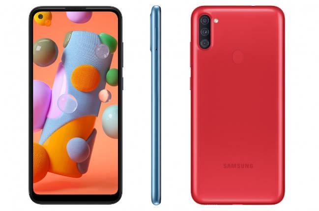 Samsung Galaxy A11: характеристики, сравнение с Galaxy A10