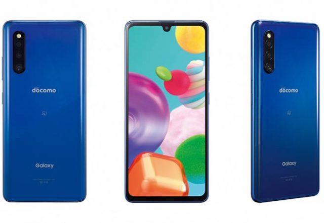 Анонсирован Galaxy A41: характеристики, сравнение с Samsung Galaxy A40