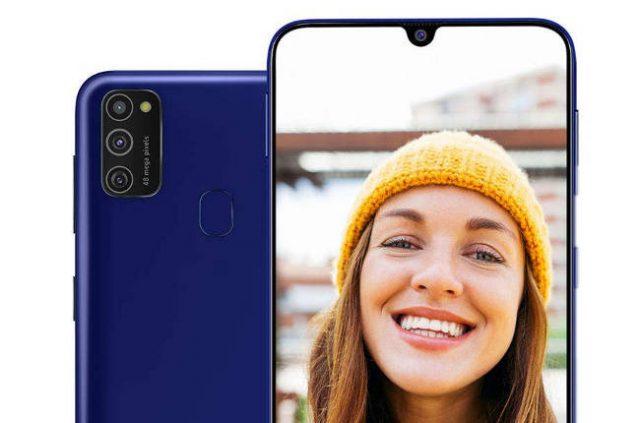 Представлен Samsung Galaxy M21: характеристики, сравнение с Galaxy M31