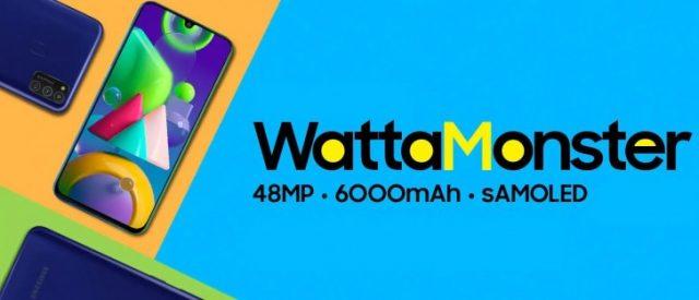 характеристики Samsung Galaxy M21