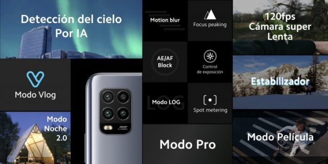 Xiaomi Mi 10 Lite характеристики камеры