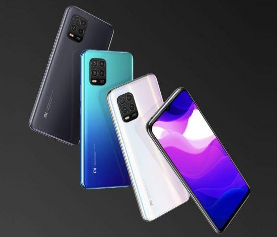 Xiaomi Mi 10 Lite цена дата выхода