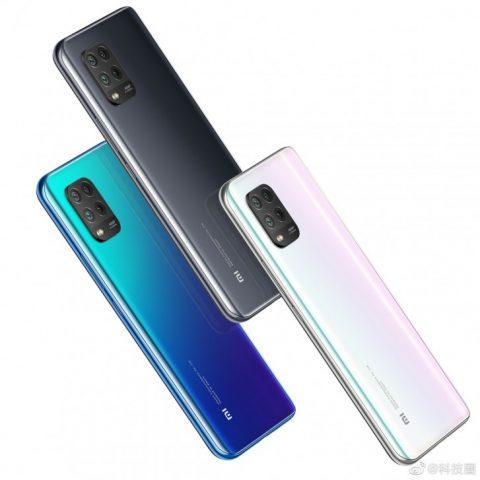 Xiaomi Mi 10 Lite характеристики цена дата выхода