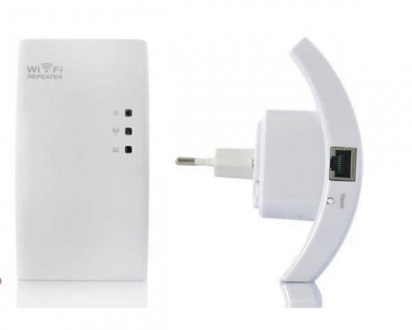 Усилитель сигнала Wi-Fi, использующий электрическую сеть в качестве среды передачи