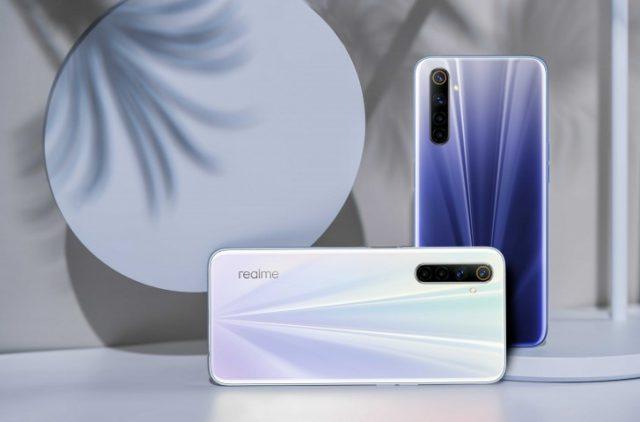 обзор Realme 6 батарея и быстрая зарядка