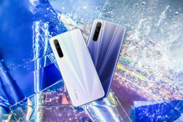 обзор Realme 6 характеристики батареи