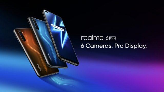 смартфон Realme 6 Pro характеристики
