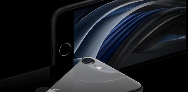 характеристики камеры iPhone SE