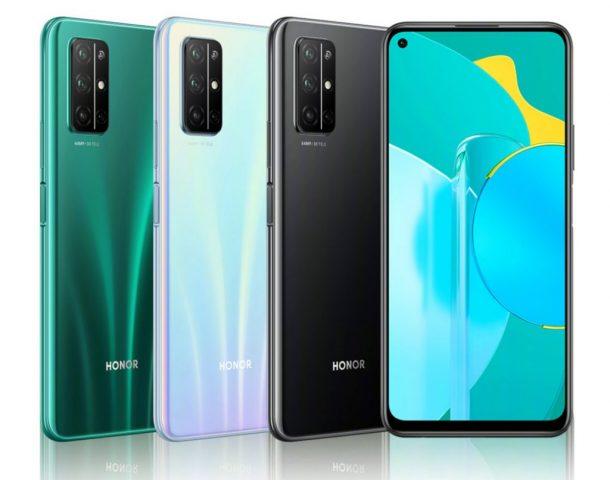 Huawei Honor 30S характеристики