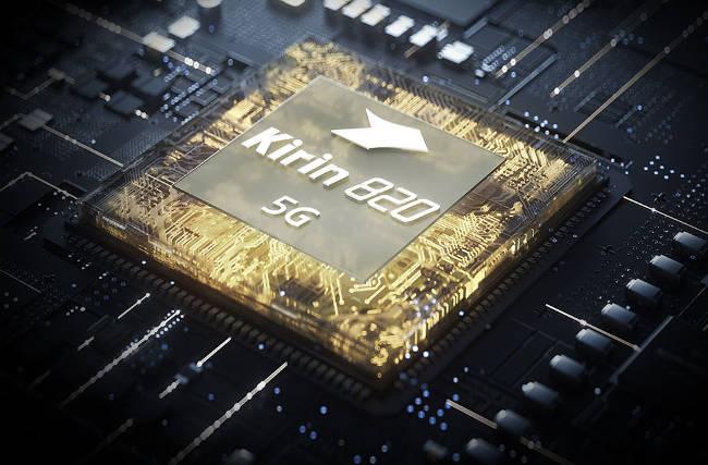 Kirin 820 5G: процессор для смартфонов Huawei и Honor 2020
