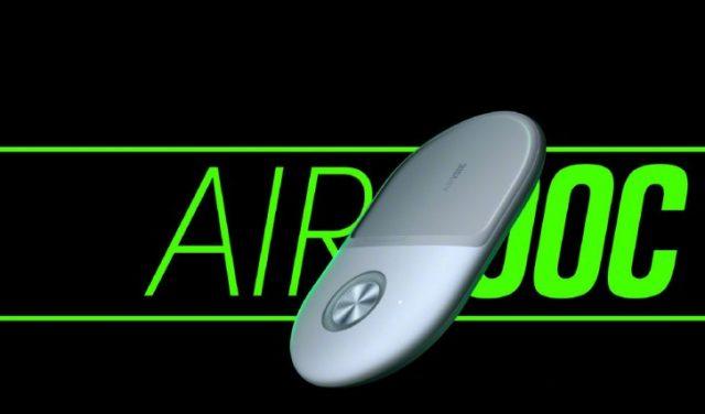 Быстрая беспроводная зарядка AirVOOC