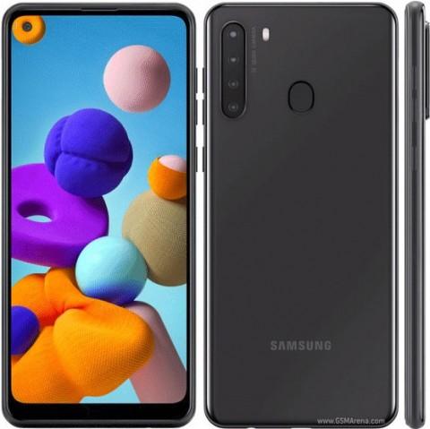 камера Samsung Galaxy A21 характеристики