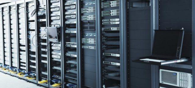стоечный сервер Dell R840