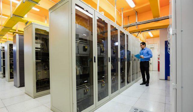 обслуживание серверных систем
