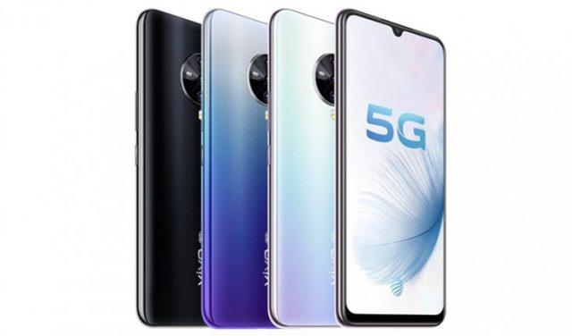 vivo S6 5G характеристики цена дата выхода