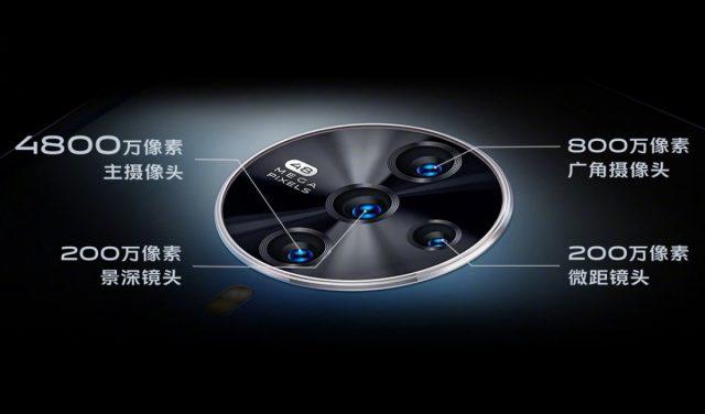 камера vivo S6 5G характеристики