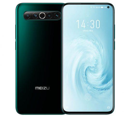 Meizu 17 Pro характеристики цена дата выхода