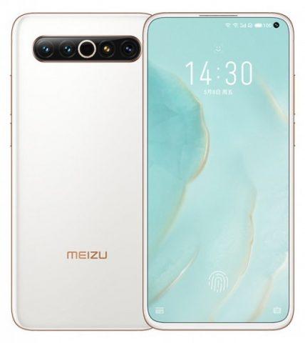 Meizu 17 Pro батарея и быстрая зарядка
