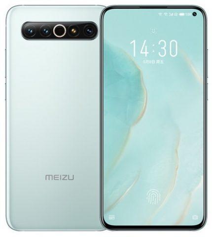 Meizu 17 Pro характеристики экрана