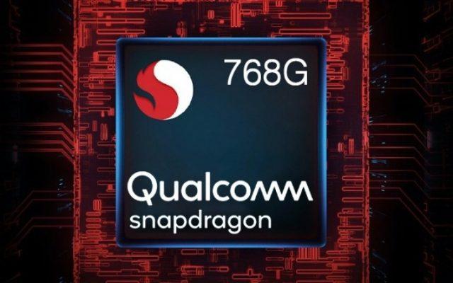 процессор Snapdragon 768G