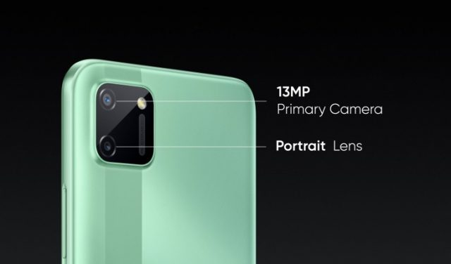 Realme C11 характеристики камеры