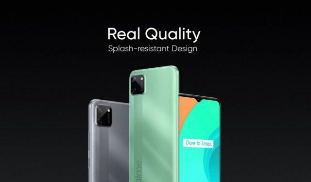 Realme C11 цена дата выхода