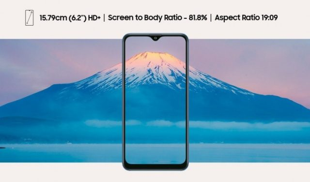 Samsung Galaxy M01s характеристики