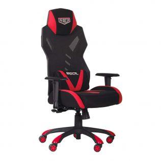 Кресло VR Racer Radical Wrex Черный, Красный (08442007)