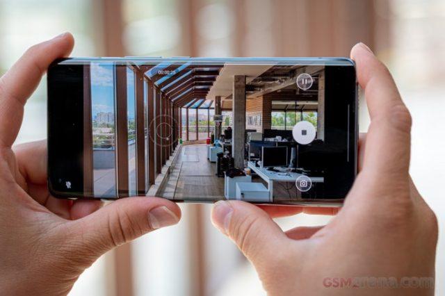 камера vivo X50 Pro обзор
