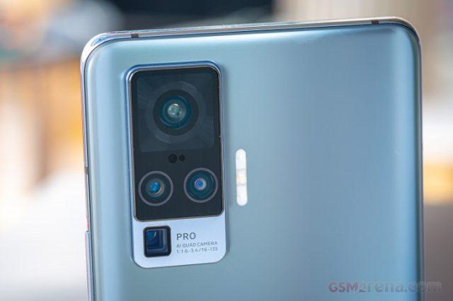обзор vivo X50 Pro камера