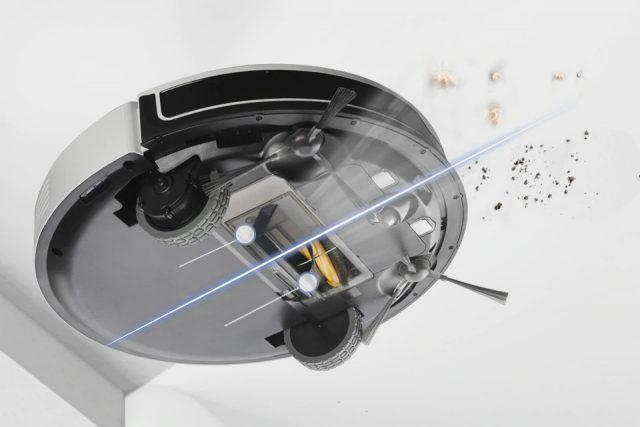 Отзывы о роботе пылесосе Deebot DE55