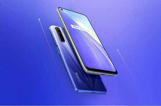 Realme 6: крутой смартфон по супер-цене