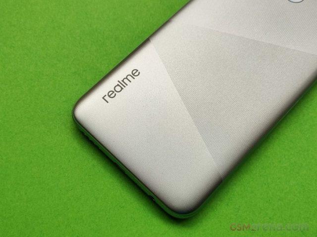 Realme C15 обзор