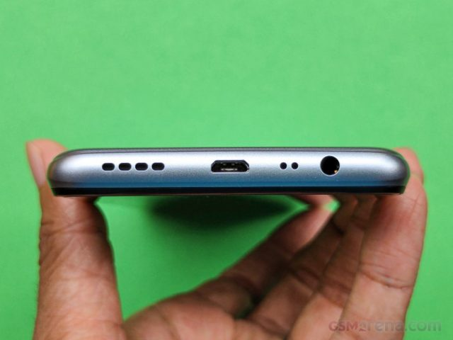 Realme C15 порт USB