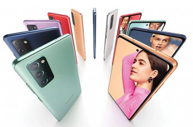 характеристики Samsung Galaxy S20 FE и цены