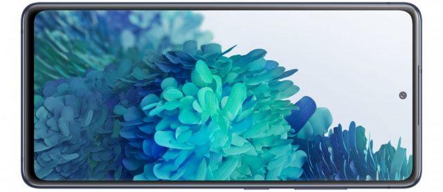 Samsung Galaxy S20 FE характеристики экрана