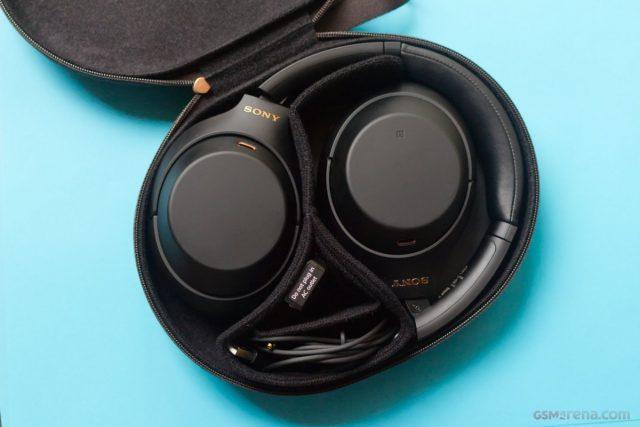 наушники Sony WH-1000XM4 обзор