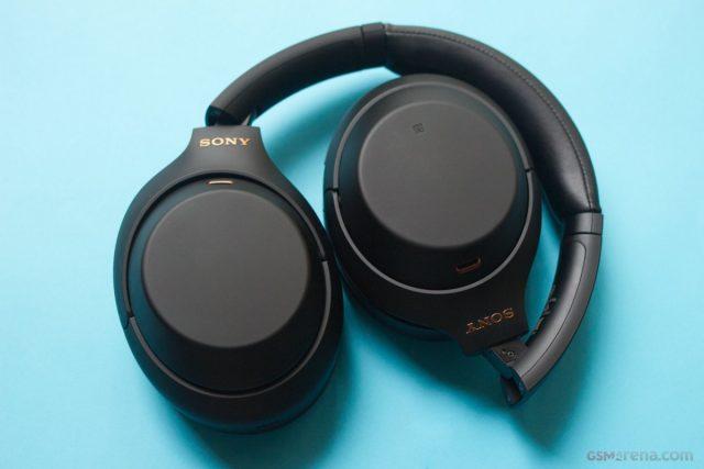 наушники Sony WH-1000XM4 характеристики и цена